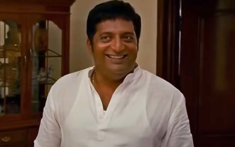 Prakash Raj Recovered From His Shoulder Surgery, Actor To Bee Seen In Action Soon