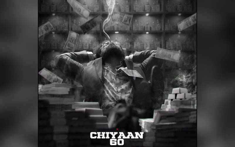 Actor Karthik Subbaraj Unveils The Title Poster Of Chiyaan 60 And Announces The Release Date