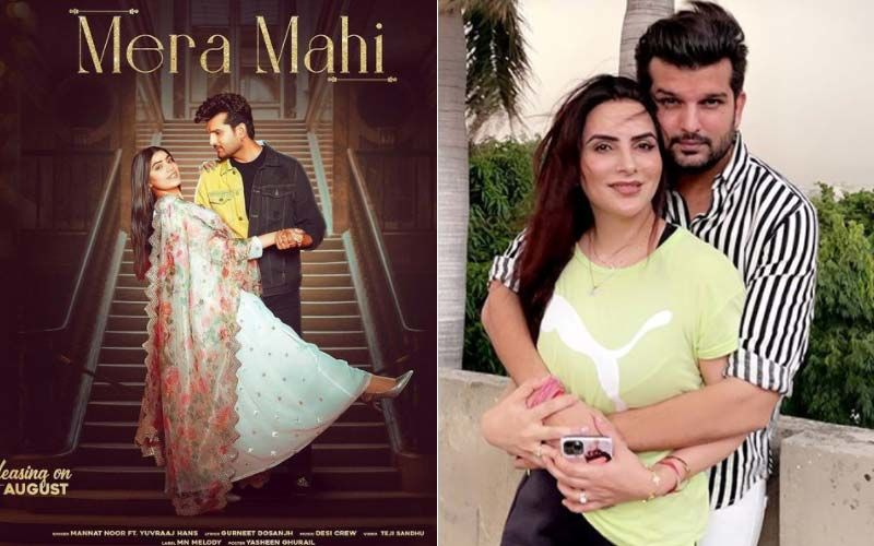 Mera Mahi: Yuvraj Hans And Mansi Sharma Treat Fans With A Lovely Reel Video On Mannat Noor's Latest Song