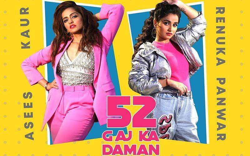 New Song Alert- Asees Kaur's '52 Gaj Ka Daman' Renuka Panwar Playing Exclusively On 9X Tashan