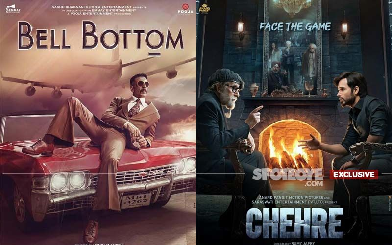With Cinema Halls In Maharashtra Shut, Is Releasing Bell Bottom And Chehre In Theatres A Smart Move? Trade Experts Weigh In-EXCLUSIVE