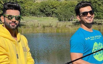 Khatron Ke Khiladi 11: Rahul Vaidya's Fans Take Offence At Arjun Bijlani's Joke, Trend 'Apologize To Rahul Vaidya'