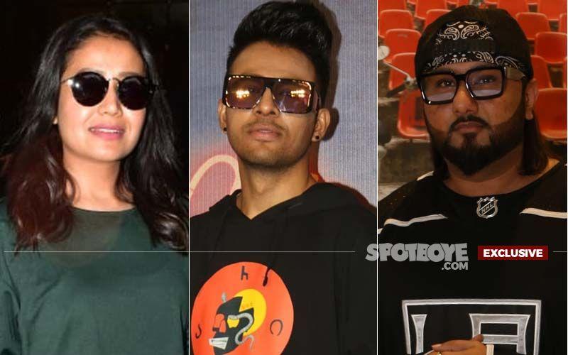 A Musical Collaboration On The Cards For Neha Kakkar, Tony Kakkar And Yo Yo Honey Singh-EXCLUSIVE