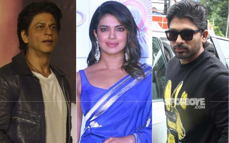 Shah Rukh Khan, Allu Arjun And Priyanka Chopra Jonas Are The Most In-Demand Actors Worldwide, According To A New Survey