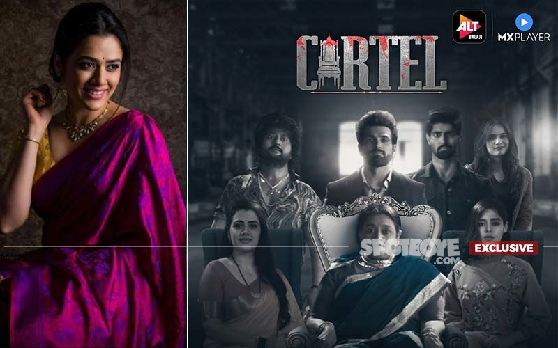 Cartel Actress Girija Oak On How Well She And Her Co-Stars Gelled While Working On The Show: 'We Have A WhatsApp Group Called Angres Family'-EXCLUSIVE