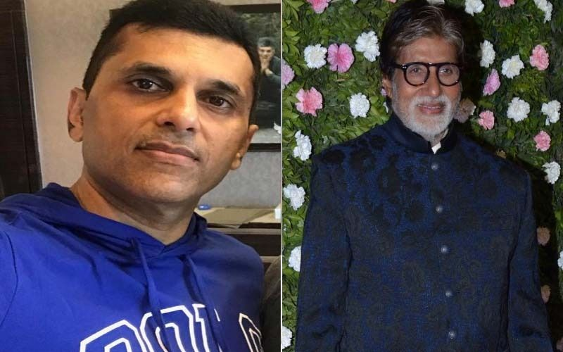 Amitabh Bachchan Spills The Beans On His Love For Films And What Keeps Him Going; Chehre Producer Anand Pandit Speaks About The Megastar's Professionalism On Sets