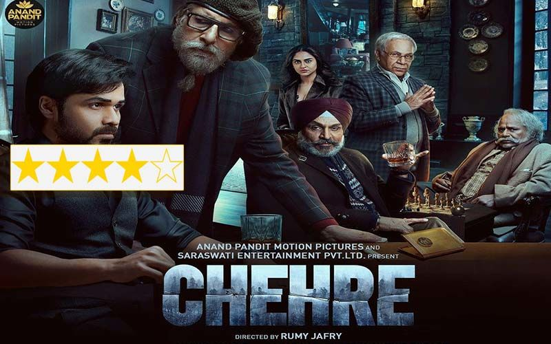 Chehre Review: The Mighty Amitabh Bachchan's Monologue Will Blow Your Mind