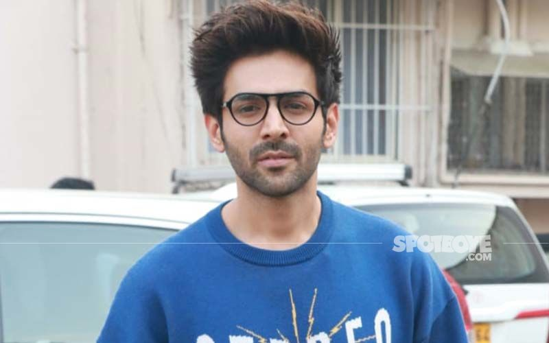Kartik Aaryan Loves Pink; Wants To Make It The National Mask Colour