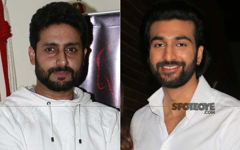 Abhishek Bachchan And Meezaan Jafri Approached For The Hindi Remake Of Tamil Film Oh My Kadavule? Here's What We Know