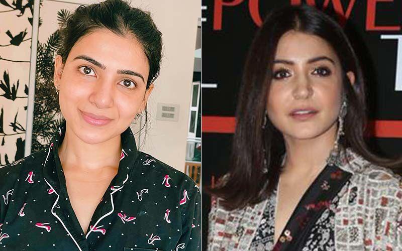 Samantha Akkineni Shares The Incident When Anushka Sharma Left Her In Disbelief; DETAILS Inside