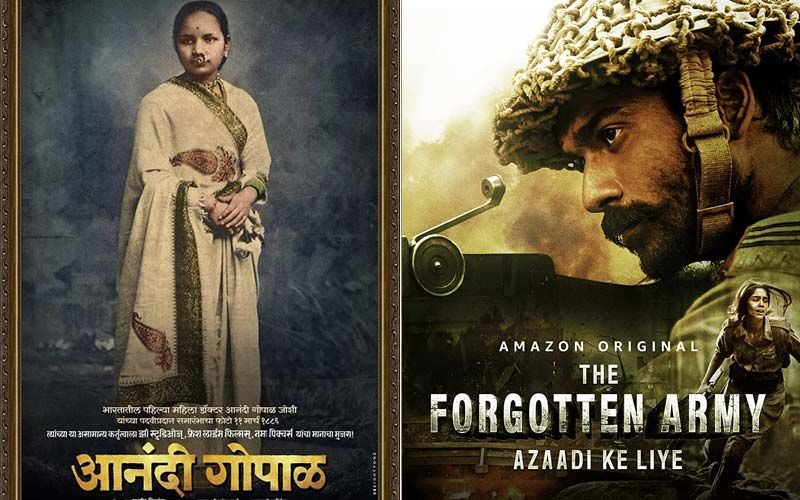 Anandi Gopal And The Forgotten Army-Azaadi Ke Liye: Two OTT Gems You May Have Missed