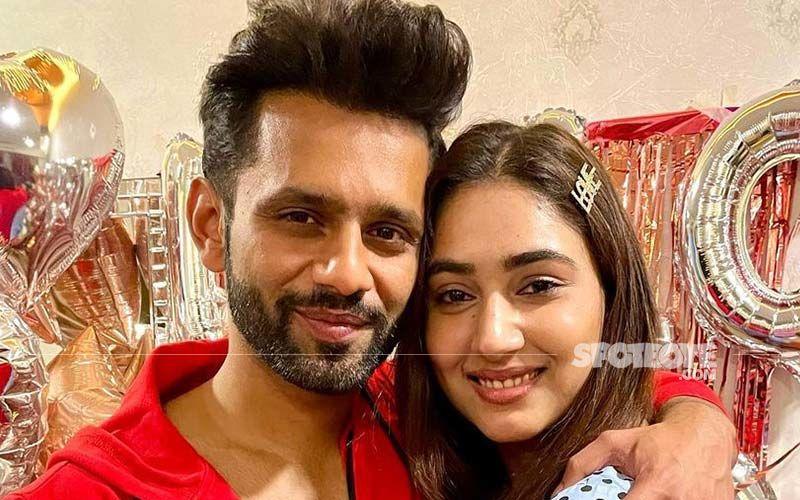 Bade Acche Lagte Hain 2: Disha Parmar Calls Hubby Rahul Vaidya 'Lucky', Says She Tells Him 'As Soon As We Got Married I Got This Show'