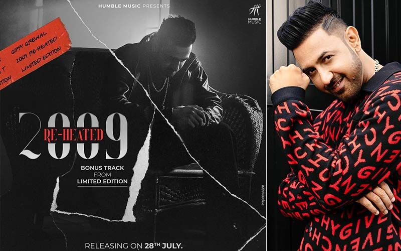Limited Edition: Gippy Grewal Is All Set To Release The Intro Of His Upcoming Album; Details Inside