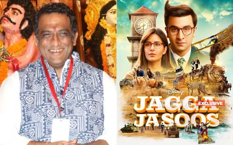 Anurag Basu On Jagga Jasoos: 'Bollywood In Itself Is Like A Musical Genre, So It Gets Difficult To Make A Musical Within That'-EXCLUSIVE
