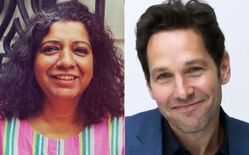 Marvel Star Paul Rudd Gets Served With The Famous Calcutta Dum Biryani By Chef Asma Khan From Darjeeling Express; Catch The Pic