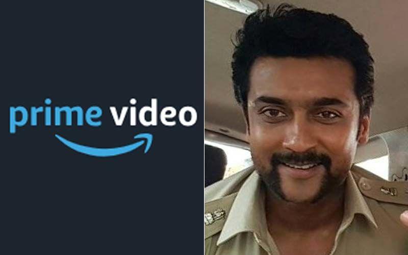 Amazon Inks Landmark Deal with Suriya's 2D Entertainment