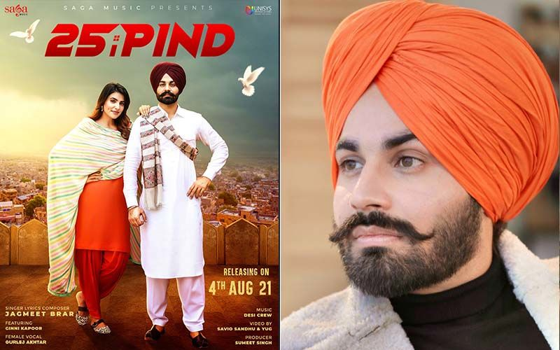 25 Pind: Jagmeet Brar's New Song In Collaboration With Gurlej Akhtar Is Winning Hearts; Details Inside