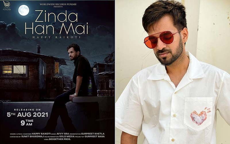 Zinda Han Mai: Happy Raikoti And Sruishty Mann Make Fans Teary-Eyed With Their Latest Love Song