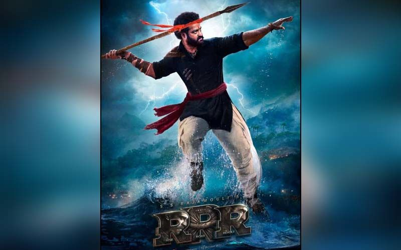 RRR: Makers Share The Behind The Scenes Action From NTR's Ukraine Shoot Schedule