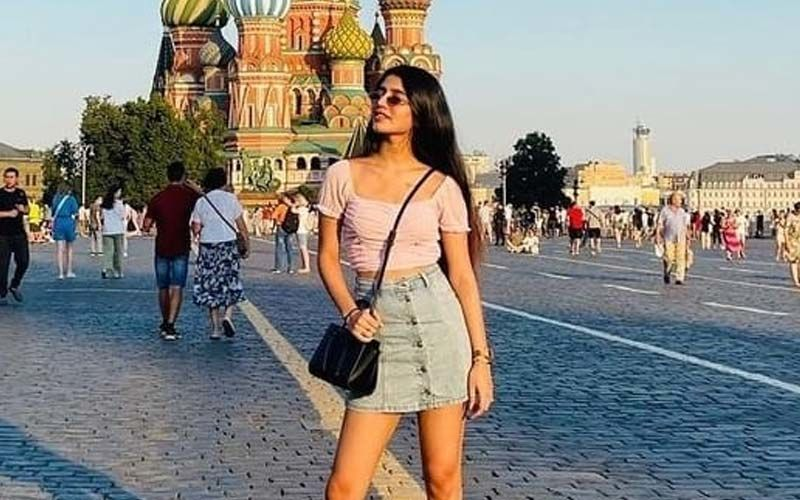 Priya Prakash Varrier Enjoys Life To The Fullest In Russia After Wrapping Up Love Hackers-See Pics