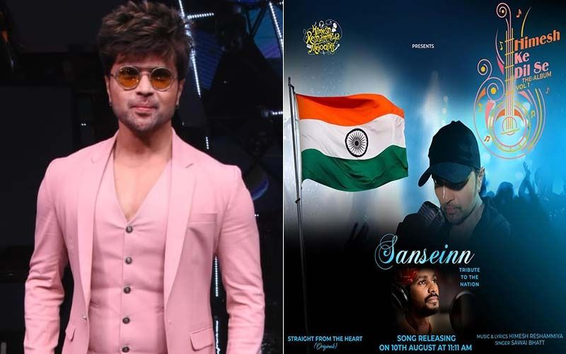 Independence Day 2021 Special: Himesh Reshammiya To Unveil Song, Sanseinn-Tribute To The Nation Sung By Indian Idol 12 Contestant Sawai Bhatt
