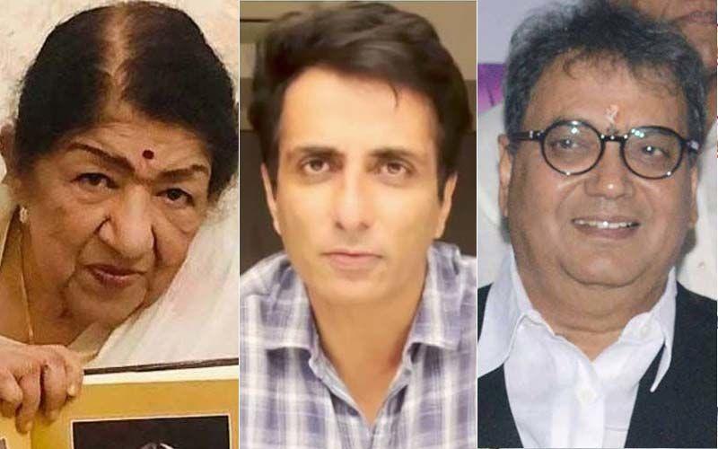Ganesh Chaturthi 2021: How Lata Mangeshkar, Sonu Sood, Subhash Ghai And Others Celebrate The Festival And Bring Ganpati To Their Homes