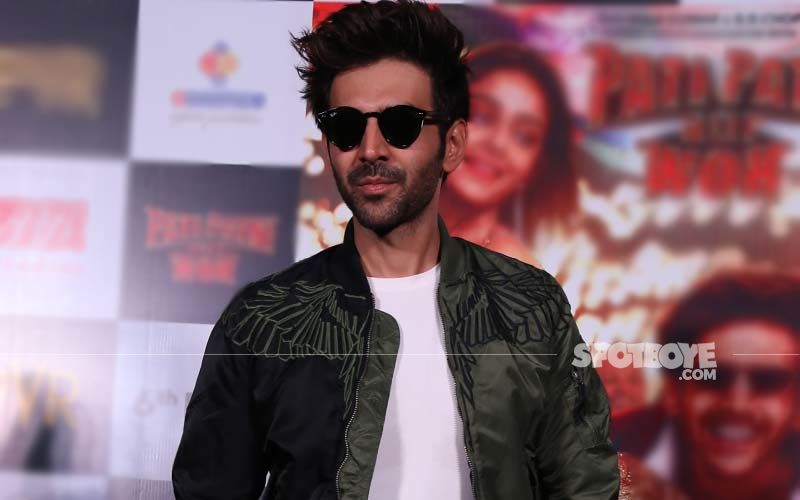 Kartik Aaryan Suffers A Bout Of Laryngitis During The Shoot Of Bhool Bhulaiya 2's Climax, Loses His Voice