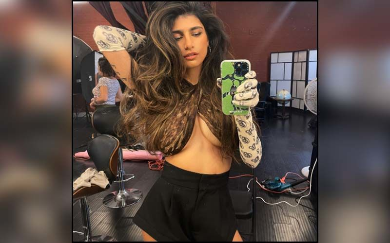 Mia Khalifa Reacts To Indian Fan Who Tattoos Her Face On His Leg, Actress Calls It Creepy