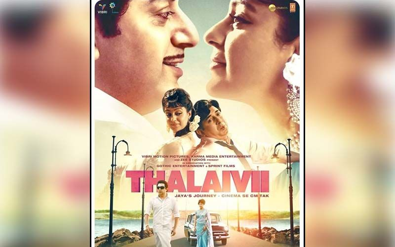 Thalaivii: Kangana Ranaut's Film Earns Rs 1.25 Crore At The Box Office On Its Opening Day