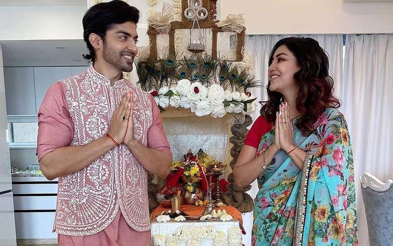Ganesh Chaturthi 2021: Gurmeet Choudhary Welcomes Ganpati Bappa Home; Says, 'This Is The Time Of The Year My Wife Debina And I Wait For'