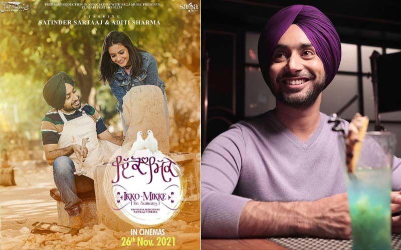 Ikko Mikke: Satinder Sartaaj Shares The First Look Poster Of His Debut Film Starring Aditi Sharma; Details Inside