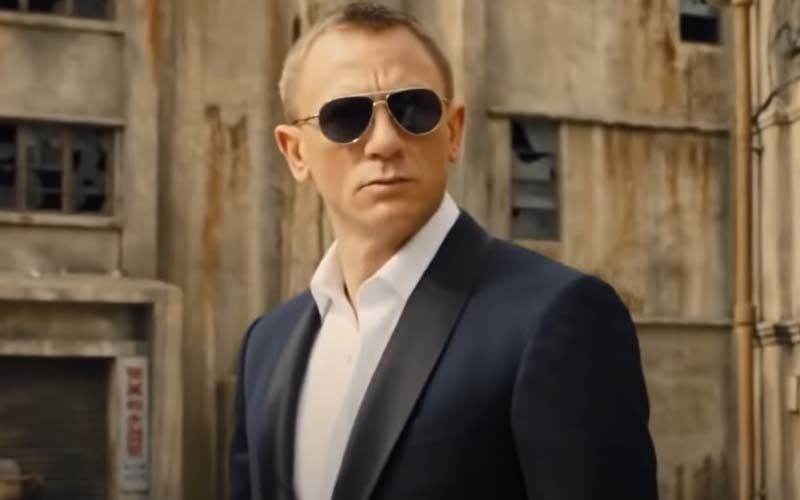 No Time To Die: Daniel Craig Bids Emotional Farewell To James Bond Role And His Crew-WATCH VIDEO