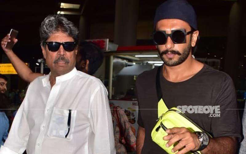 Kapil Dev To Promote Ranveer Singh-Starrer '83?