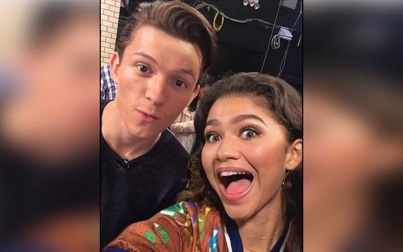 Tom Holland Wishes His Rumored Girlfriend Zendaya With Too Much Love, Check Out His Cuteness Overload Post