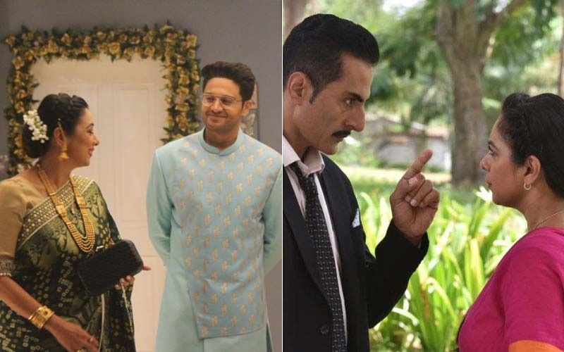 Anupamaa SPOILER ALERT: A Furious Vanraj Removes Anupamaa's Dishes From His Cafe; Challenges Anuj For Arm Wrestling
