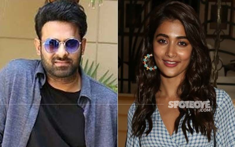 All's Well Between Prabhas And Pooja Hegde; But Who Was Spreading Those Lies?