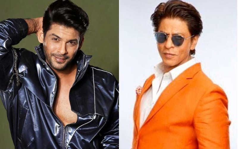 When Sidharth Shukla Was Called 'Shareef' By Shah Rukh Khan On 'Jhalak Dikhhla Jaa 6'; Watch The Video