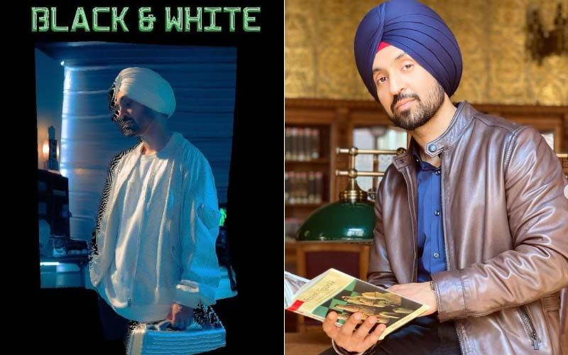New Song Alert- 'Black And White' By Diljit Dosanjh Is Exclusive With 9XM And 9X Tashan