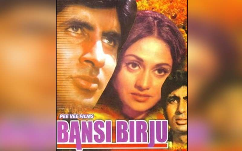 Amitabh Bachchan Celebrates His Love For Wife Jaya Bachchan With A Throwback To Their First Film Together, Bansi Birju