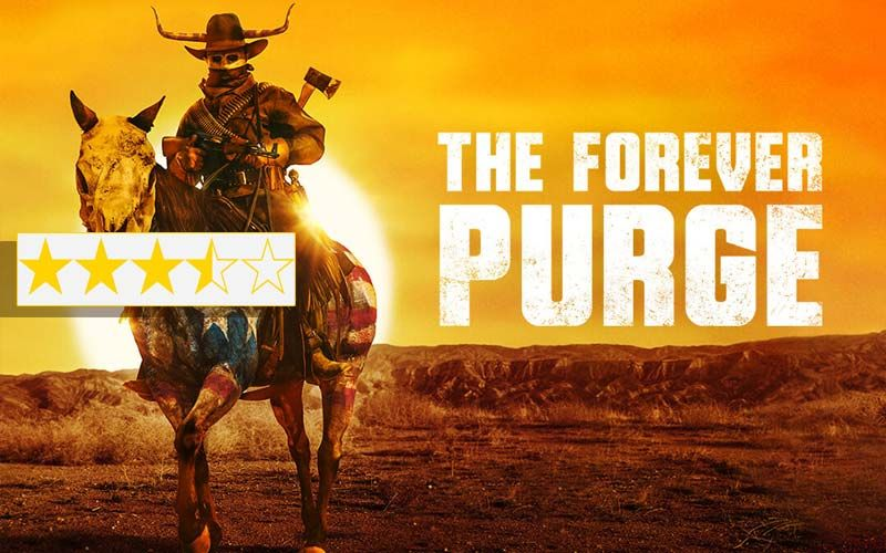 The Forever Purge Review: Ana De La Reguera And Tenoch Huerta's Film Is A Chilling Riveting Reminder Of Migrant-Phobia