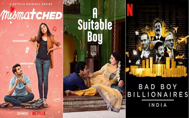 Mismatched, A Suitable Boy And Bad Boys Billionaire: Three Nifty Netflix Shows That You Might've Missed