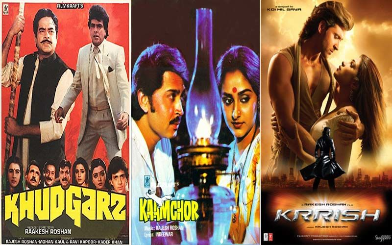 Rakesh Roshan Birthday Special: From Khudgarz And Kaamchor To Krrish; Five Of His Finest Films