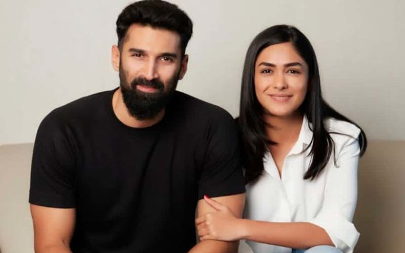 Thadam: Mrunal Thakur To Play A Strong-Headed Cop In The Film, Also Starring Aditya Roy Kapur-Deets Inside