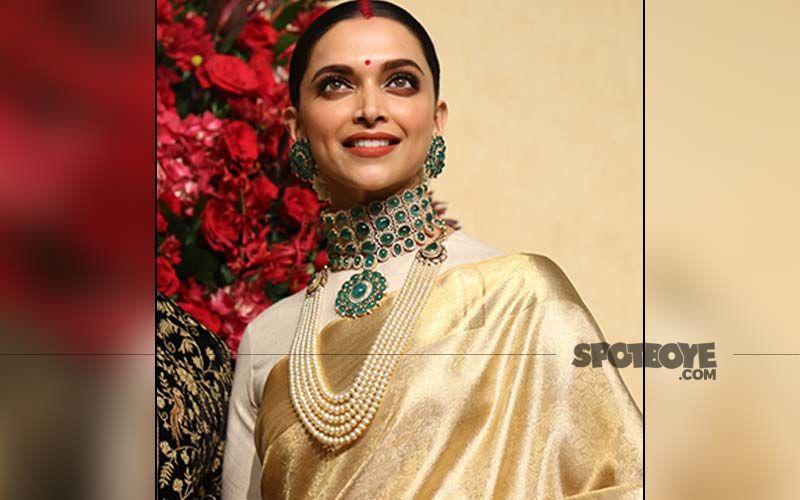 Deepika Padukone's Stunning Yellow Saree From Kaun Banega Crorepati Season 13 Sets A Fashion, Statement In Under Rupees 20000