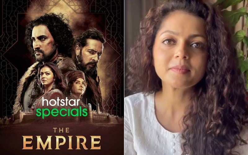 The Empire: Drashti Dhami Reveals Her Close Friends Didn't Watch Any Of Her Serials, But Caught Up On Her OTT Debut