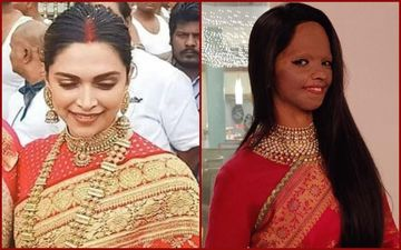 Deepika Padukone's Sabyasachi Fetish Is Infectious: Laxmi Agarwal Chooses Actress' Signature Look For Chhapaak Premiere
