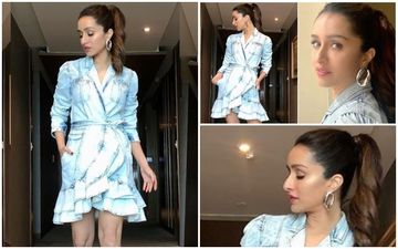 FASHION CULPRIT OF THE DAY: Shraddha Kapoor, Dispose This Denim Frock Dress, Please!