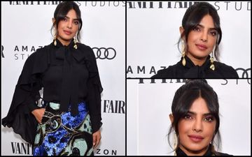 FASHION CULPRIT OF THE DAY: Priyanka Chopra Jonas, This Skirt And Top Set Is So Not You!