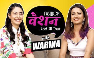 Warina Hussain's HOT RAPID FIRE: Shah Rukh Has Better Hair Than Salman, Deepika Looks Prettier Than Priyanka In Desi Avatar- EXCLUSIVE