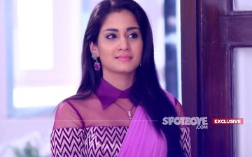 Aditi Rathore Is NOT Bidding Farewell To Naamkarann. Here Is The Proof...